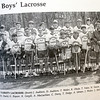 Allegra Boverman/Cape Ann Magazine. Nat Faxon played lacrosse when he attended Brookwood School. He is fourth from right in the front row in this photo from the yearbook from 1989.
