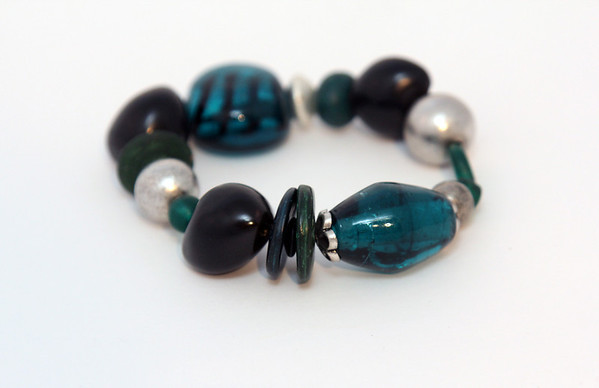 Amour bracelet, made in Rockport, $21, Willoughby's, 20F Main Street, Rockport. 978-546-9820. Photo by Allegra Boverman.