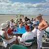Essex Cruises offers narrated cruises and chartered and catered events for groups as small as 20 but as large as 100.