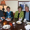 David and Katharine Teele along with Kathie and James Groves attended a benefit dinner at Alchemy Bistro to benefit the Cape Ann Shakespeare Troupe, which had great success in its first year of local productions.