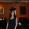 Gloucester: Franklin owner Maria Seniti in thei upstairs dining area. Staff photo/Kate Glass