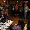 Peter and Joanne Souza lead the Sea Shanteys at Camerons every Tuesday night.Staff photo/Kate Glass