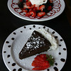 Seaport Grille recently added desserts to their menu, including a flourless chocolate cake and the Sheree Berry, which is named after the restaurant's owner, Sheree DeLorenzo.