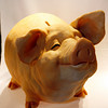 This giant piggy bank will help save plenty of pennies for a well deserved trip, Jewelry by Mahri, $215