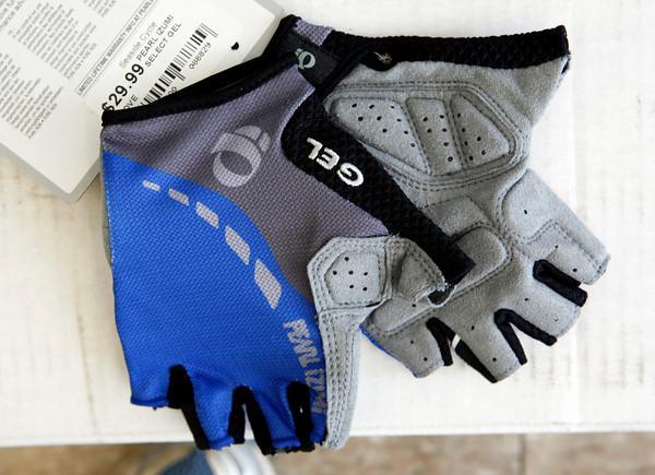 Seaside Cycle. Pearl Izumis Select Gel Gloves: $29.99