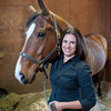 "Dr. Angelique Barbara, Certified Veterinary Chiropractitioner her bio is available on her website:   <a href=""http://www.angelsanimals.com"">http://www.angelsanimals.com</a><br /> Desi Smith Photo"
