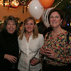 Gloucester: From left, Eileen Alexander, Liz Dellicker, and Denise Rouleau attend the Taste of Magnolia Friday night. Photo by Mary Muckenhoupt