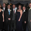 (Left to right) Ruth Pino, Todd Tanger, Steve Kaity,Peter Anderson, Kathy Ciluffo, Howard Frisch and Sal Frontiero pose for a photo at the Cape Ann Chamber of Commerce 87th Annual Dinner-Dance Saturday, January 24, 2009 at the Tavern on the Harbor.