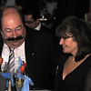 Tony Corrao owner of Precision Roofing Services and his wife JoAnne, share a laugh at theCape Ann Chamber of Commerce 87th Annual Dinner-Dance Saturday, January 24, 2009 at the Tavern on the Harbor.