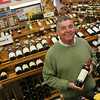 Gloucester: Wayne Campbell, owner of Liquor Locker on Main Street in Gloucester, is proud to offer 1,000 different kinds of wine. Mary Muckenhoupt/Gloucester Daily Times