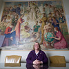 Roger Darrigrand/Cape Ann Magazine Goucester City Hall.<br /> Mayor Carolyn Kirk in her office.