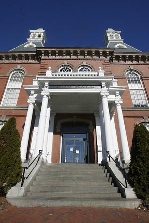 Roger Darrigrand/Cape Ann Magazine Goucester City Hall.