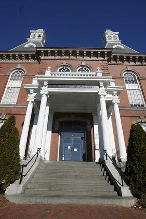 Roger Darrigrand/Cape Ann Magazine Goucester City Hall