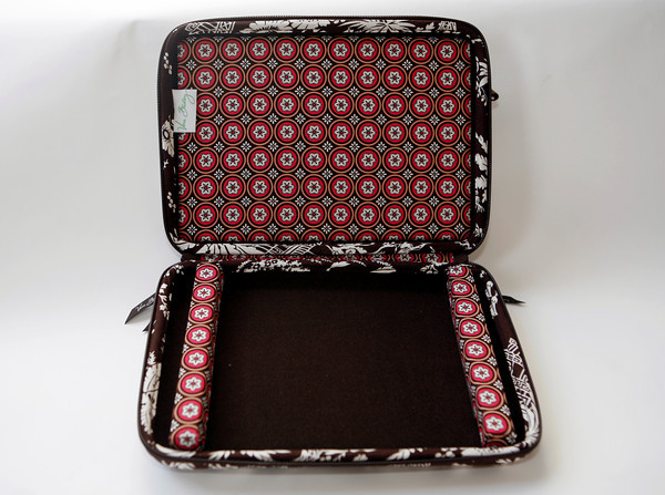 Got a mini computer? Now protect it with this Vera Bradley hard case, $48. Stone Leaf, Gloucester.