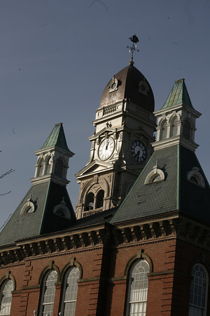Roger Darrigrand/Cape Ann Magazine Goucester City Hall/Mayor Kirk