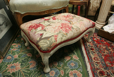Foot Stool from AnnTiques in Essex $90