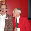 "Robert Whitmarsh/Courtesy photo Gloucester Stage board member Geoffrey Richon and Rockport's Bayard Waring at the Gloucester Stage Company's gala. The event, which included entertainment and dinner, was ""A Festive Holiday Celebration to Benefit Gloucester Stage Company on Sat. Dec. 1, 2012 at the theater on 267 East Main Street in East Gloucester."
