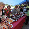 The feast begins after the novena on St. Anthony's birthday. Allegra Boverman/Cape Ann Magazine.