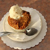 Allegra Boverman/Cape Ann Magazine. The baked Indian pudding at Village Restaurant in Essex.