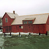 Andy Smith/Courtesy photo  Rockport's Motif No. 1 at noon during high tide in April 2007..