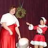 "Robert Whitmarsh/Courtesy photo Mary Callanan, left, and Kathy St. George perform at the Gloucester Stage Company's gala. Kathy and Mary will be back performing in the GSC season this summer in ""Dueling Divas Cabaret."" The event, which included entertainment and dinner, was ""A Festive Holiday Celebration to Benefit Gloucester Stage Company on Sat. Dec. 1, 2012 at the theater on 267 East Main Street in East Gloucester."
