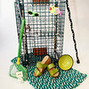 """Allegra Boverman/Cape Ann Magazine. 1, 2. Catch some green sea critters with this small lobster trap, $xx, or Creature Catcher net (great for butterflies, too), $xx, Winchester Fishing Co., 18 Washington St., Gloucester, winchesterfishingcompany.com, 978-281-1619. Need a license to recreationally trap lobsters? Visit <a href=""""http://1.usa.gov/l6JFr9"""">http://1.usa.gov/l6JFr9</a> for forms and fees. 3. Relax with Rockport-made Gettin Lucky fizzing bath bomb, $4, Joncien, 25 Bearskin Neck, Rockport, thejoncien@comcast.net, 978-546-9161. 4. Keep snow, mud or sand out of the house by rubbing shoes on this handwoven float rope Down East Doormat, $58, Sea Meadow, 7 Main St., Essex, seameadowgifts.com, 978-768-3441. 5. Cork-sole wedge Cody sandals, $89.95, Mark Adrian Shoes, 103 Main St., Gloucester, markadrianshoes.com, 978-283-4343. 6. Great for gaucomole or kibble, footed bowl, $13.99, Animal Krackers, 232 Main St., Gloucester, animalkrackerspetsupplies.com, 978-283-1186. 7. Add dash to an outfit with this hand-painted cane, black with white daises, $75, The Elegant Cane at Joncien,25 Bearskin Neck, Rockport, theelegantcane.com, 888-244-2020. 8. Fish magnet handpainted by Glenny will brighten up the fridge, $10, Premier Imprints, 48 Main St., Gloucester, premier-imprints.com, 978-282-3227. 9.Children's sunglasses fight the glare on ice or late snow, or on sunny days, and they're adjustable, $15, Ocean Optical, 127 Eastern Ave., Gloucester. oceanopticalcapeann.com, 978-282-1923."""