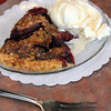 Allegra Boverman/Cape Ann Magazine. The mixed berry pie at Village Restaurant in Essex.