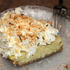 Allegra Boverman/Cape Ann Magazine. The coconut cream pie at Village Restaurant in Essex.