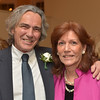 Desi Smith/Cape Ann Magazine. Cape Ann Chamber of Commerce held its 91st Annual Dinner Dance January 26, 2013 at Cruiseport Gloucester. Ed Collard is the incoming president. He is pictured here with his wife Marsha Collard.