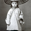 Gloucester Archives/Courtesy photo Eddie Kimball Friend, 3 years old, in a Chinese suit; the image was taken in 1876.