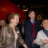 "Robert Whitmarsh/Courtesy photo Gloucester Stage Board of Directors President Bea Waring, left, enjoys the holiday singalong with party guests at the Gloucester Stage Company's gala. The event, which included entertainment and dinner, was ""A Festive Holiday Celebration to Benefit Gloucester Stage Company on Sat. Dec. 1, 2012 at the theater on 267 East Main Street in East Gloucester."