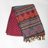 Adorn your neck with this beautiful Rayon Jacquard Stole with Lurex $25