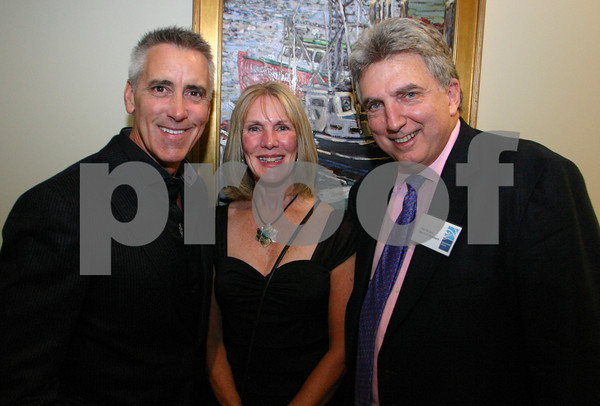 T.V. Diner's Billy Costa, left, Chris Barker and Tom Burger