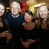 Gloucester: From left, Phyllis-Ann Morrisey, Kevin Burke, Liz O'Connor and Mary Anne Shatford attend the Taste of Cape Ann at Cruiseport. Mary Muckenhoupt/Staff Photo