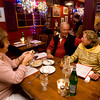 Joan Stowell, Dave Doughty, and Catherine Doughty have been coming to LoGrasso's since it was a deli/restaurant. Staff photo by Kate Glass