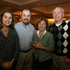 From left, Anne DiMaio, Domenic DiMaio, Kathryn Goodick and Doug Goodick attend the St. Ann School Annual Benefit at Cruiseport.  Photo by Mary Muckenhoupt