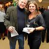 Rockport: Brad Pierce and his daughter Loran Caputo <br /> <br />  Photo by Desi Smith