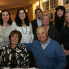 St. Ann School Annual Benefit at Cruiseport.<br /> Back row, from left, Amanda Kesterson, Lisa Fornero, Rick Doucette, Sister Judy O'Brien, Dee McCormick and Karolyn Iacono. Front row, from left, Connie and Joseph Orlando.   Photo by Mary Muckenhoupt