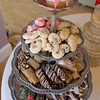 An assortment of holiday cookies made by Felicia Mohan.