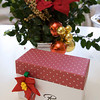 Package holiday recipes to give to family and friends.