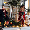 Emerson Inn by the Sea is decorated with Byers Choice Carolers.<br /> Photo by Desi Smith.