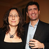 Vicki DeSimone, who is on the Board of Directors at Wellspring House with husband Jon DeSimone.