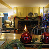 Yuletide Inn Bed and Breakfast is decorated year-round with touches of Christmas. <br /> Photo by Desi Smith.