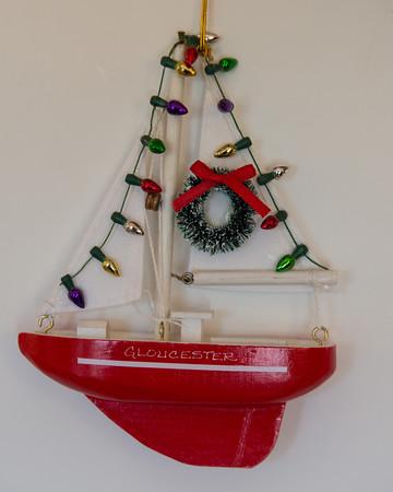Desi Smith/Staff photo<br /> Sailboat, $14, at Harbor Loop Gifts.