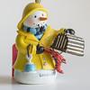 Desi Smith/Staff photo<br /> Snowman, $16, at The Weathervane.