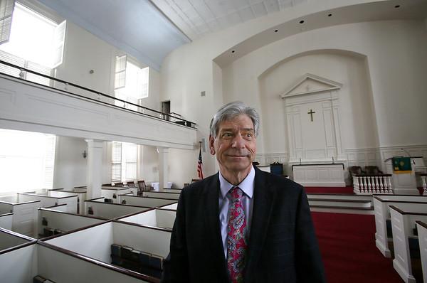 Rev. Hughes Retires