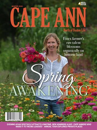 Cape Ann Magazine SPRING 2016