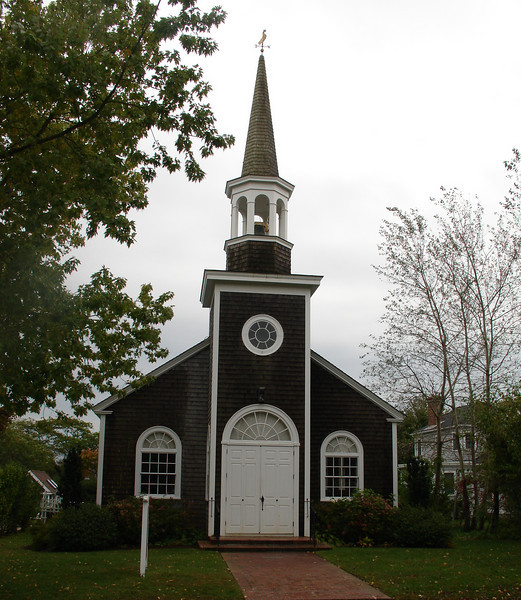 Church in Hyannisport