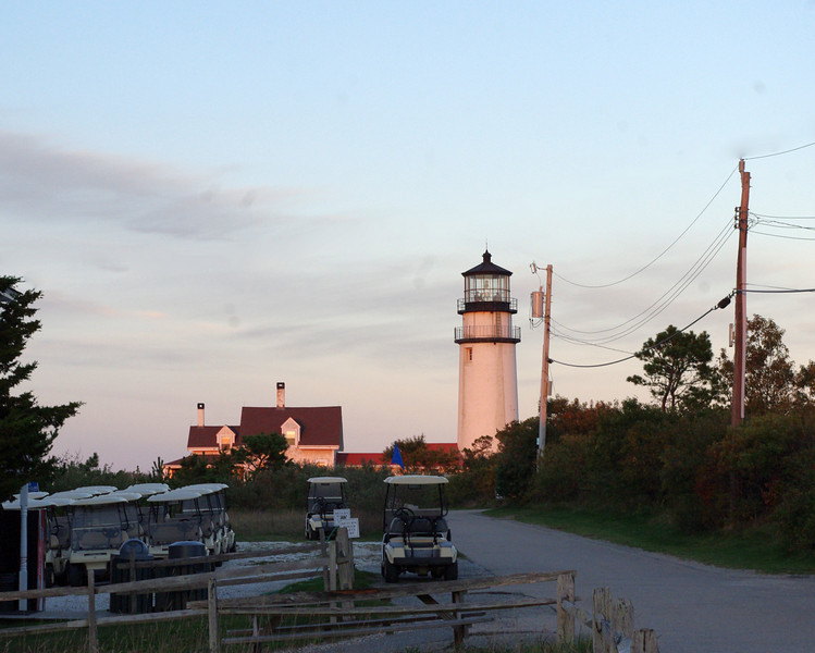 Cape Cod Light - It has another name, but I am going to have to look it up.