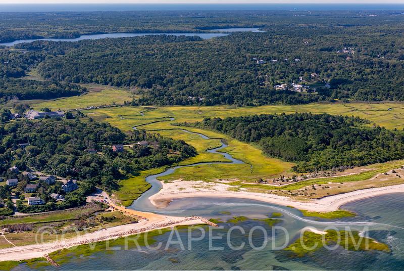 Paines Creek, Brewster